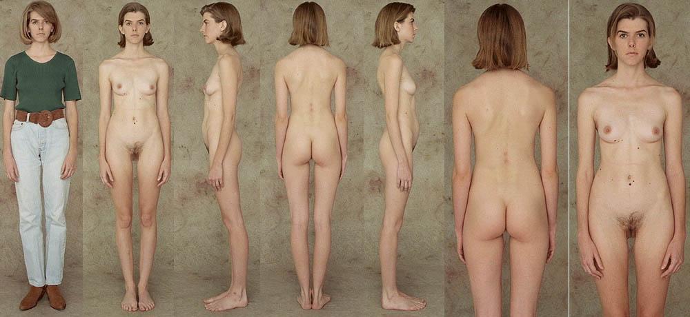 Голые худые дамы
